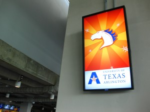 UT Arlington in Cowboys stadium