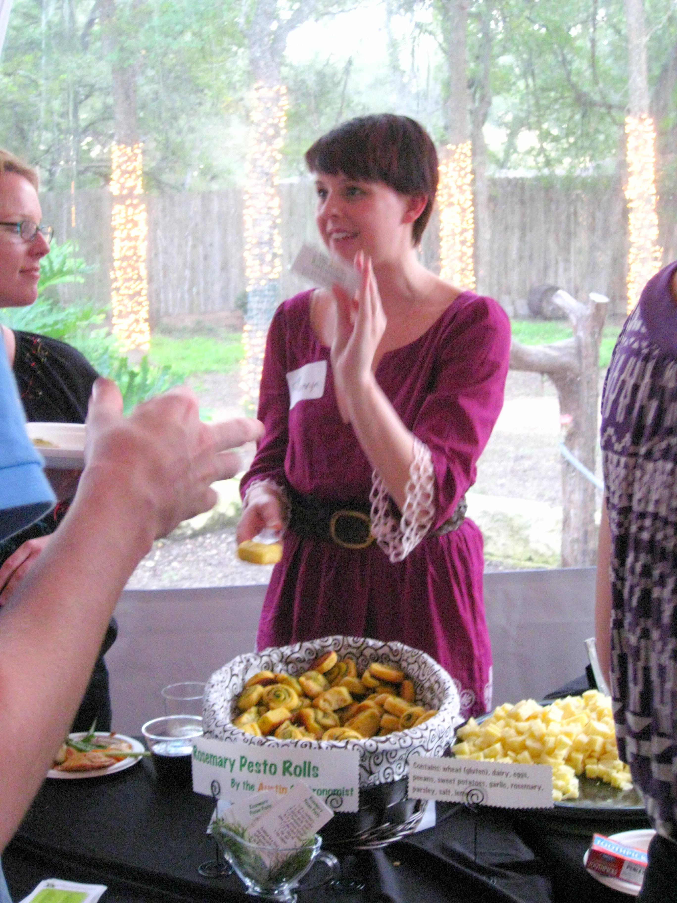 Brazos Valley Food Bank Volunteer Hours