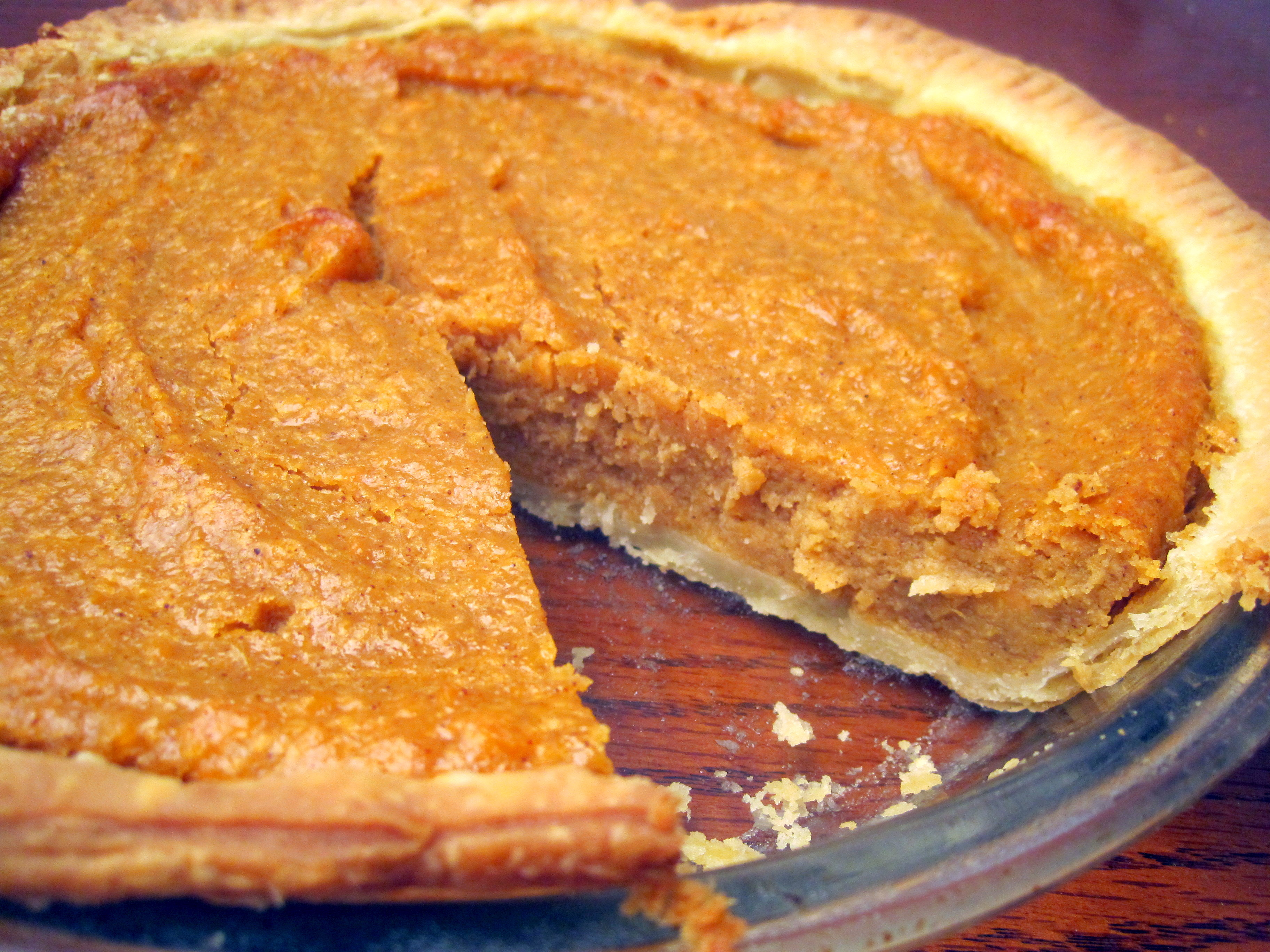 Thanksgiving: Sweet Potato Pie | The Austin Gastronomist